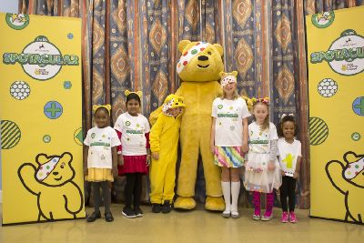 Pudsey Spotted At Tennyson Road Primary School Luton Today