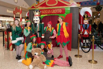 Visit Santa At The Mall And Help Support Luton Foodbank