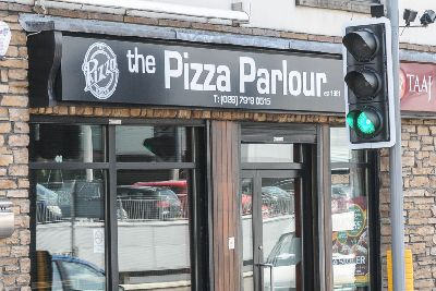 Watch Legendary Pizza Parlour Comes To Magherafelt Mid