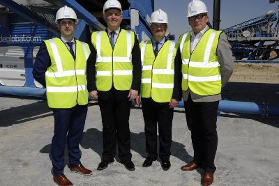 Cookstown's CDE Global strikes major deal in Kuwait - Mid Ulster Mail