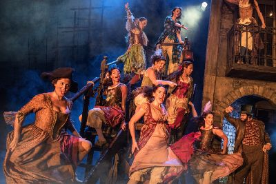 MK Theatre's musical blockbuster Les Miserables is pure