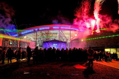Christmas Lighting.Date For Milton Keynes Christmas Lights Switch On Announced