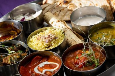 Chef From Indian Restaurant In Milton Keynes Is Voted Best