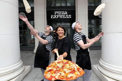 Pizza Express Creates 60 Jobs With Two New Outlets Belfast