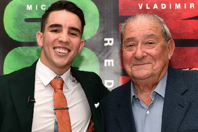 Michael Conlan looks to right a wrong in Belfast on August 3