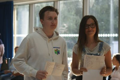 Peterborough GCSEs: Hard work pays off at Ken Stimpson