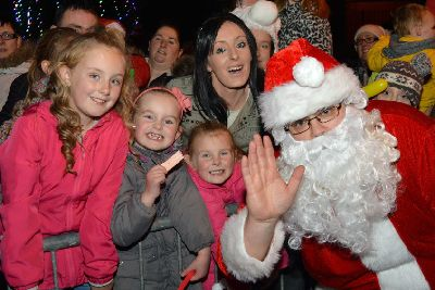 The Christmas Switch.Christmas Lights Switch On Dates Portadown Times