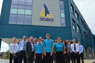 Portsmouth gets share of £5m pot to get young people better