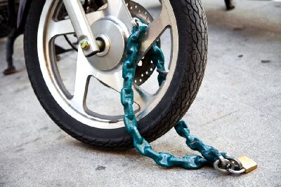 Motorbike owners urged to protect their vehicles as theft figures