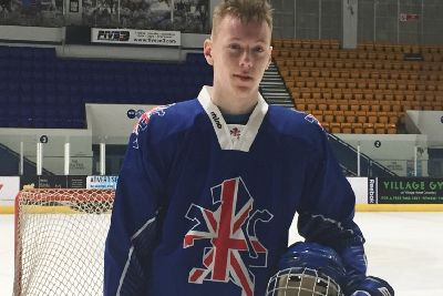 Ice Hockey Great Britain Call Up For Austin Rugby Advertiser