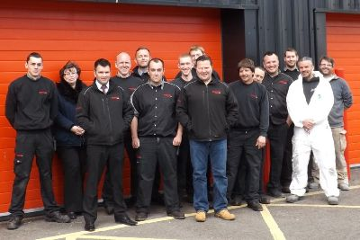 Rye garage supported by £1 55m HSBC funding - Rye and Battle Observer