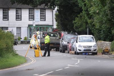 UPDATE: Woman dies after hit by generator in Etchingham