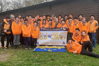 West Sussex Scouts to travel to USA for World Scout Jamboree