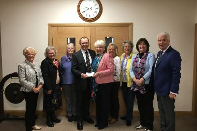 Hundreds donated to worthy causes by Freemasons and other
