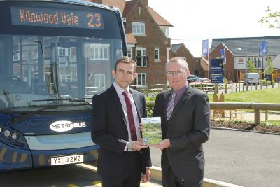 New estate brings improved Horsham to Crawley bus service