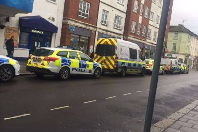 Four arrested after immigration officers visit Worthing nail