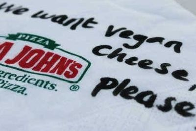 Papa Johns Reveals New Vegan Menu Following Popular