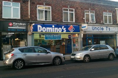 New Takeaway Pizza Store To Open Next Week West Sussex
