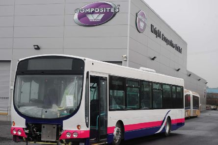 A leading Northern Ireland industrialist who had been in the running to buy Wrightbus has withdrawn from the process.'Darren Donnelly confirmed his interest in the Ballymena business on Saturday but has now withdrawn. Photo: Pacemaker.