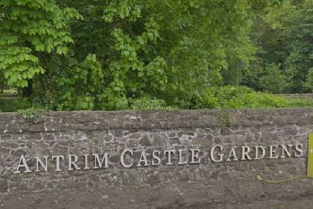 Antrim Castle Gardens. Pic by Google.