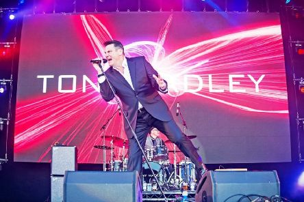 Get ready to rock as 80s legends come to town
