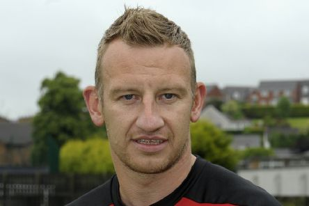 Banbridge Town boss Stuart King. Pic by Edward Byrne.
