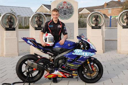 Simon Reid will make the step up to the British Superstock 600 Championship this season.