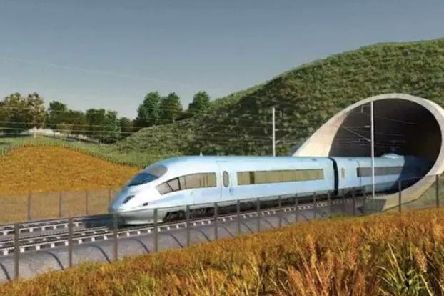 HS2 will provide a high-speed rail link between London and Birmingham