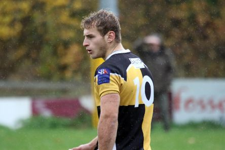 Shipston-on-Stour's Robbie Faulkener was on top form until he dislocated a shoulder against Alcester