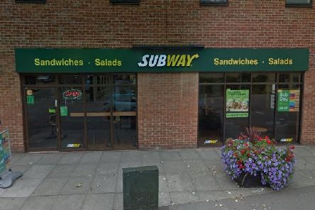 The Subway in Manorsfield Road, Bicester, where the boy was allegedly assaulted. Photo: Google