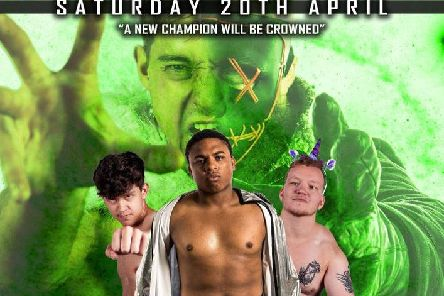 Wrestling action comes to Banbury's Wykham Park Academy this weekend