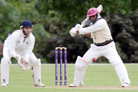 Shazad Rana saw Banbury to victory at Horspath