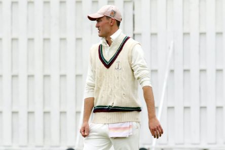 Banbury captain Lloyd Sabin guided his side into the next round the ECB National Twenty20 Cup competition