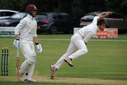 Charlie Hill took three wickets for Banbury at Datchet