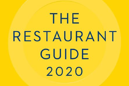 The AA's Restaurant Guide 2020 has now been released. Photo supplied.