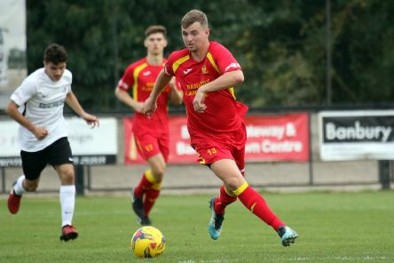 In-form Banbury United striker John Mills has been ruled out for a month