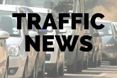 UPDATE: Delays on M1 and A421 between Bedford and Milton Keynes, after articulated lorry overturns