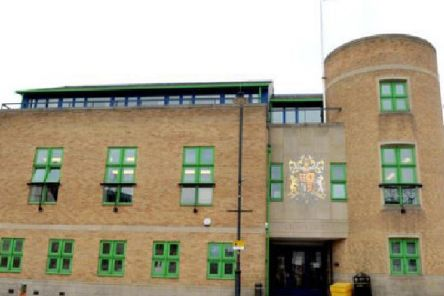 Irvine was found guilty at Luton Crown Court