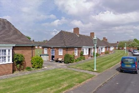 The Sir Malcolm Stewart Homes, in Stewartby