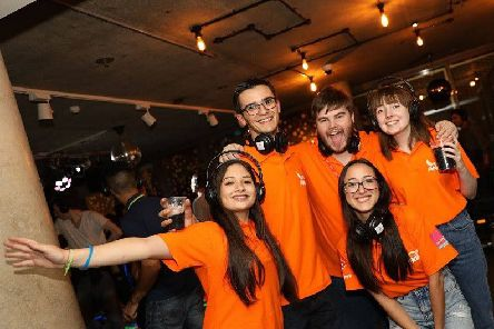 Freshers Week comes to Bedford