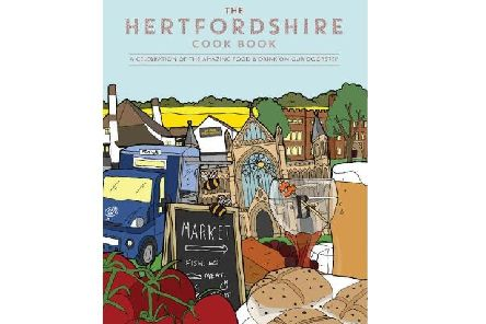 The Hertfordshire Cook Book is available from April 10