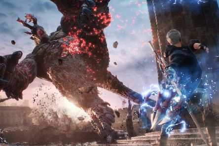 Devil May Cry 5 is a triumph