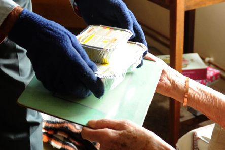 Subsidies for the meals on wheels service in East Sussex could be removed
