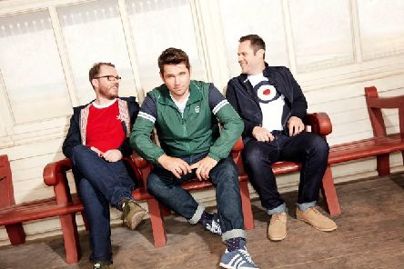 Scouting for Girls SUS-191207-101004001