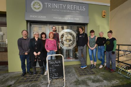 Trinity Refills in Cambridge Road, Hastings
