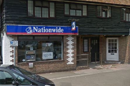 Nationwide in Little Common. Picture: Google