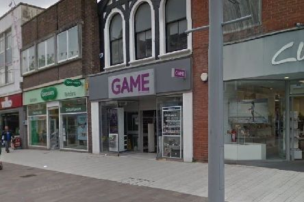 GAME in Bognor Regis. Photo: Google Streetview