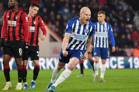 Aaroon Mooy has completed a permanent move to Brighton following his loan period