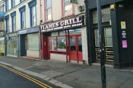 Flames Grill in Havelock Road