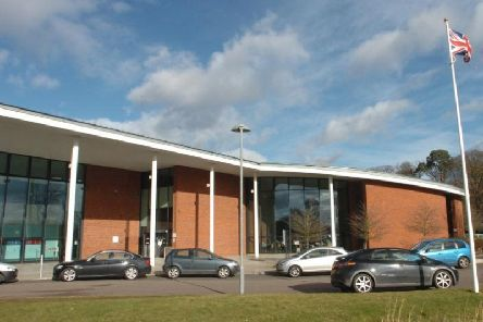 Central Bedfordshire Council Head Office, Priory House, Chicksands